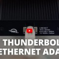 OWC Thunderbolt 3 10G Ethernet Adapter Tanıtımı