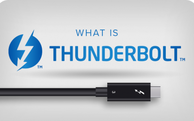 Thunderbolt 3 Teknolojisi Hakkında Soru ve Cevaplar
