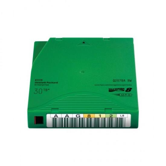 HPE Q2078A LTO8 30TB RW Data Kartuş