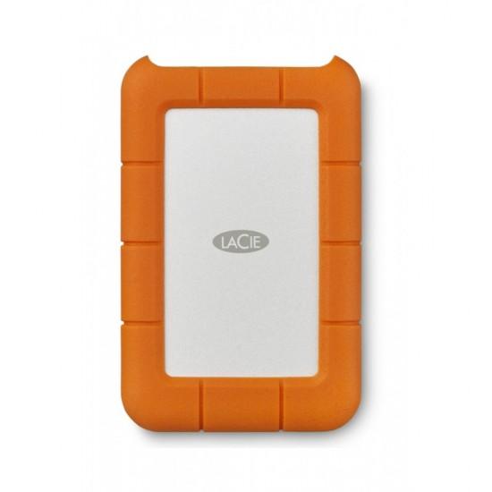 """Lacie 2 TB STFR2000800 2.5"""" Usb 3.1 (Usb-C) Rugged Mini Taşınabilir Disk"""