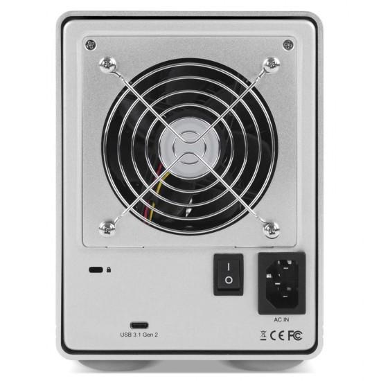 32 TB OWC Mercury Elite Pro Quad RAID Storage Solution