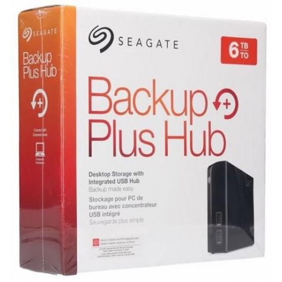 6 TB Seagate Backup Plus Taşınabilir Disk
