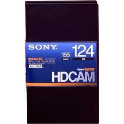 Sony HDCAM 124 Dakika BCT-124HDL (BCT-124HDL)